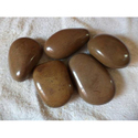 River Pebble Stone Flat (brown)