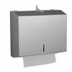 Ahd Polish Stainless Steel Paper Dispenser