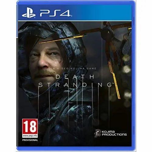 Sony Plastic Death Standing Ps4 Games Rs 999 Piece Ganpati Seller Id 21984353233