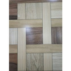 Wooden Floor Tiles, Thickness: 4-6mm