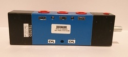 Double Pilot Operated Valve