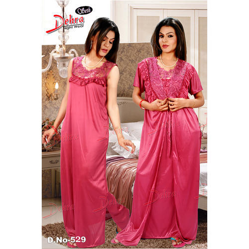 75f0508a8a Ladies Two Piece Nighty at Rs 260  piece