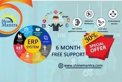 Online/Cloud-Based ERP Software and Management System