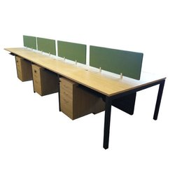 Four Seater Desking Systems