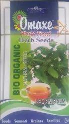 Omaxe Lemon Balm Seeds