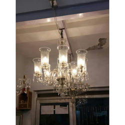 Antique Glass Jhoomar