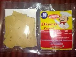 Chips Pale yellow Disco Papad