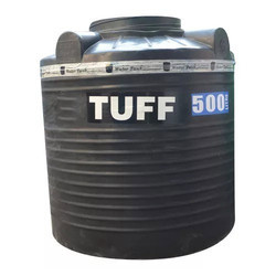 TUFF Single Layer Water Tank