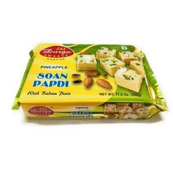 500g Pineapple Soan Papdi