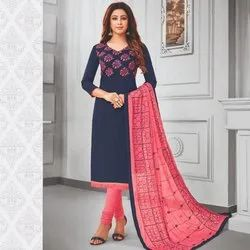 Ladies Georgette Stylish Designer Embroidered Suits