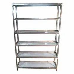 Iron Kitchen Rack