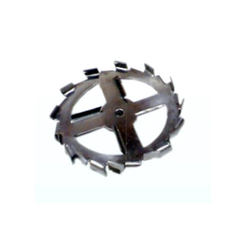Four Slotted Impeller