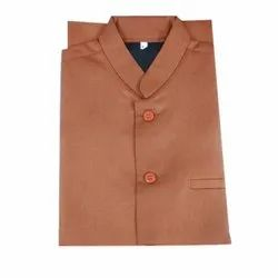 Sleeveless Casual Wear Mens Button Closure Nehru Jacket, Size: Available In 38 To 44