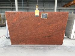 Red Multi Granite, 15-20 Mm And >25 Mm