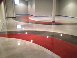 Decorative Epoxy Flooring
