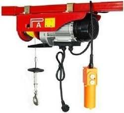 Mini Electric Wire Rope Hoist