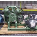 Texmo Three Phase 5 Hp Air Compressor, Maximum Flow Rate: 1100 Cfm