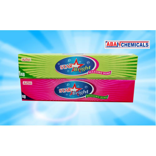 Star Bright Washing Soap, Packaging: 1 kg