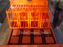 Double Vibrator Concrete Block Making Machine