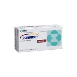 Anti Diabetic Medicine Janumet Tablet Exporter From Nagpur