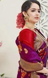 YNF Titan Vol-8 Banarasi Art Silk Saree