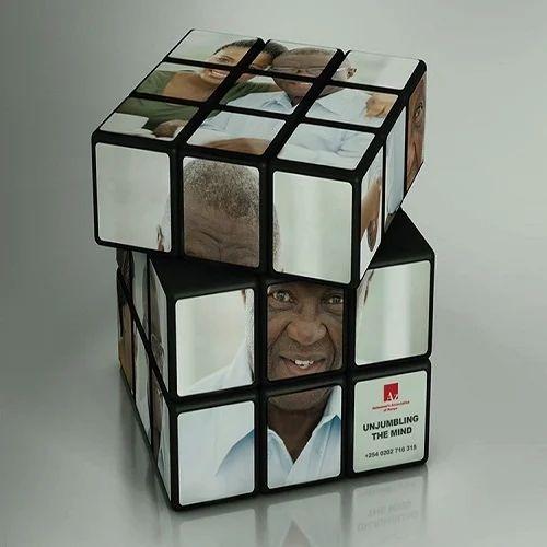 promotional rubix cubes at rs 150 piece delhi id 16546538230