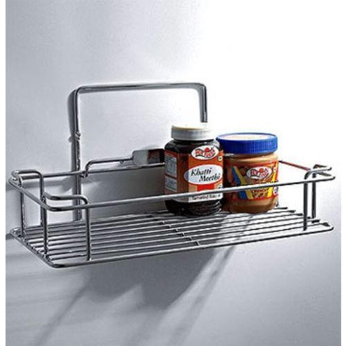 Divine Wall Mounted Stainless Steel Kitchen Shelf Rs 2000 Piece