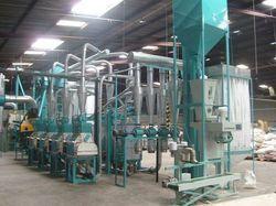 Industrial Maize Flour Plant
