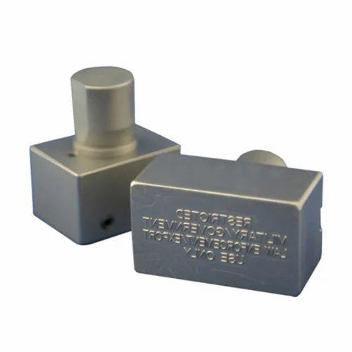 Engraved Steel Stamp Die