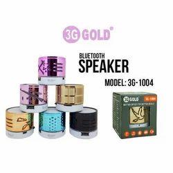 3G Gold, USB Bluetooth Speaker