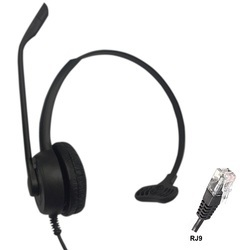 ARIA 18N- RJ9 Monaural Headset