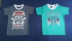 Kids Cotton T Shirt