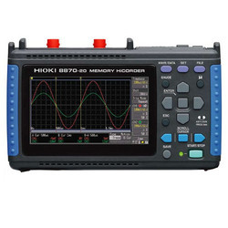Hioki 8870-2 Channel Memory HiCorder