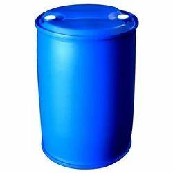Blue Used Plastic Drum, Capacity: 200-250 litres