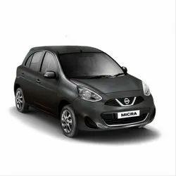 Petrol Nissan Micra XL O CVT Onyx Black 1198 Cm3 Car