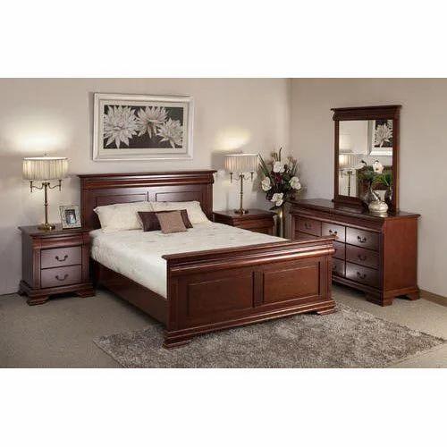 Wooden Bedroom Furniture Manufacturer from Ahmedabad