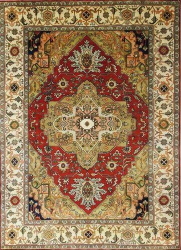 Multicolour Serapi Carpet