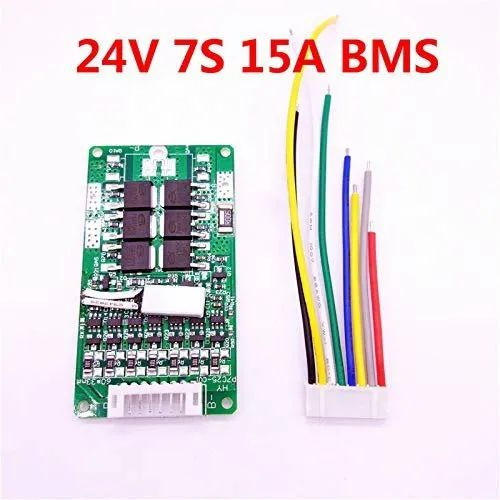 battery charger - CentIoT 3S 25A 12 6V Btry Chrging Module PCB BMS