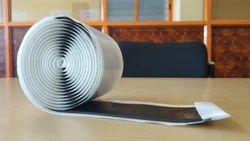 35 X 2mm X 2 Mtrs Butyl Mastic Black Tape Roll, For Sealing