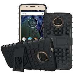 Black Motorola Mobile Mobile Cover
