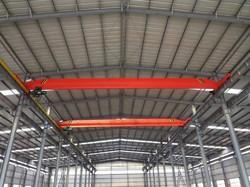 Industrial EOT Single Girder Cranes