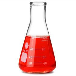 Conical Glass Flask