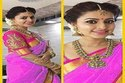 Women's Wear Designer Embroidery South Touch  Saree