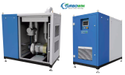 High Efficiency Oil Free Centrifugal Turbo Compressors