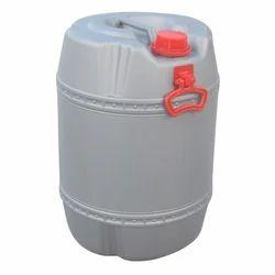 Plastic Lubricant Oil Drum, Capacity: 50 Litres
