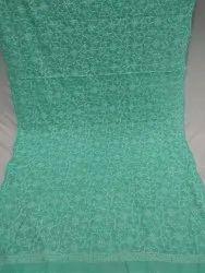 Cotton Embroidered Chikankari Embroidery Running Fabric