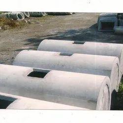 6000 L RCC Water Storage Tank