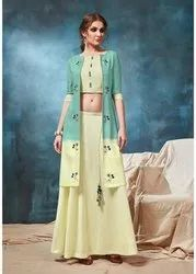 Pr Fashion Launched Designer Readymade Indo-Western Pair