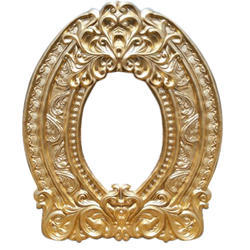 Decorative Fiber Frames