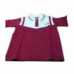Cotton Matty Sports T Shirt, Size: 26-42